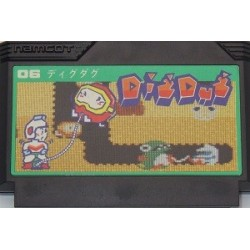 Dig Dug Famicom  japan plush