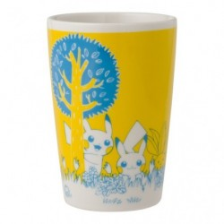Mug Verre Pikachu in the forest japan plush