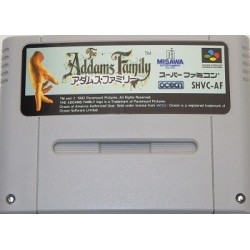 Addams Family Super Famicom japan plush
