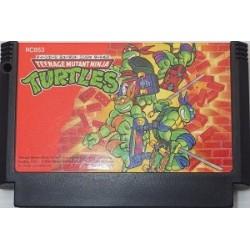 Teenage Mutant Ninja Turtles Famicom
