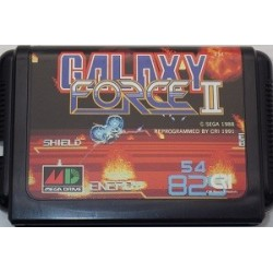 Galaxy Force 2 Mega Drive japan plush