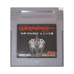 Wizardry Gaiden 1: Joou no Juna / Suffering of the Queen Game Boy