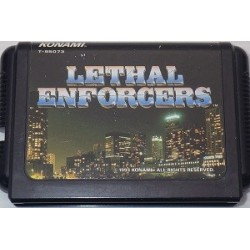 Lethal Enforcers Mega Drive japan plush