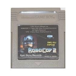 RoboCop 2 Game Boy  japan plush