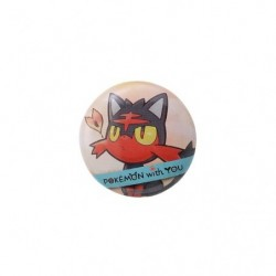 Badge LITTEN with YOU japan plush