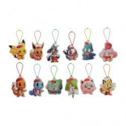 Keychain Pokémon Café Mix BOX japan plush