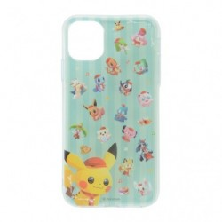Smartphone Case Pokémon Café Mix japan plush