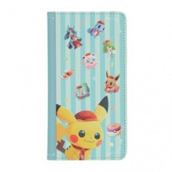 Smartphone Cover Pokémon Café Mix japan plush
