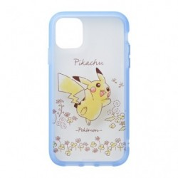Smartphone Cover Pikachu drawing japan plush