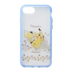 Protection iPhone Pikachu drawing japan plush