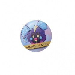 Badge COSMOG with YOU japan plush