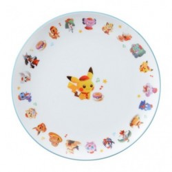 Assiette Pokémon Café Mix japan plush
