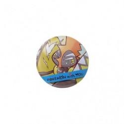 Badge TAPU-KOKO with YOU japan plush
