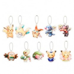 Keychain Collection BOX japan plush