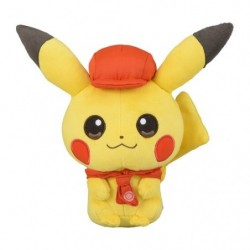 Plush Pikachu Pokémon Café Mix japan plush