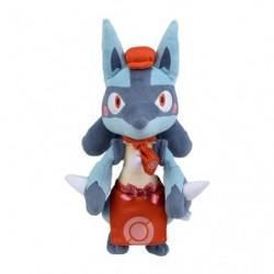 Plush Lucario Pokémon Café Mix