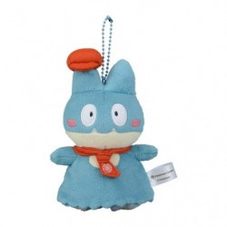 Plush Keychain Munchlax Pokémon Café Mix japan plush
