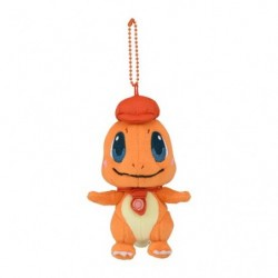 Plush Keychain Charmander Pokémon Café Mix japan plush