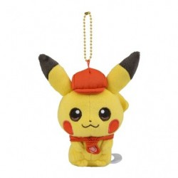 Peluche Porte Cle Pikachu Pokémon Café Mix japan plush