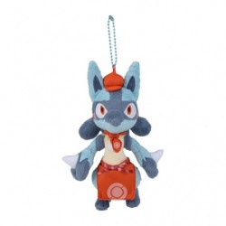 Plush Keychain Lucario Pokémon Café Mix japan plush