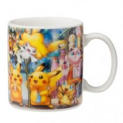 Mug Cup Pikachu japan plush