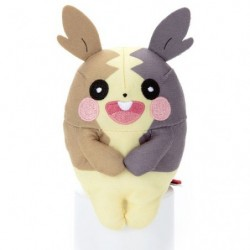 Plush Morpeko Sit japan plush
