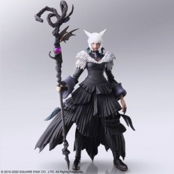Figure Ya Shutora FINAL FANTASY XIV BRING ARTS  japan plush