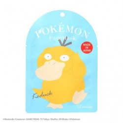 Face Mask Psyduck 03 japan plush