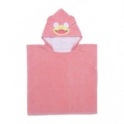 Hooded Bath Towel Slowpoke Kids japan plush