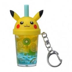 Porte Cle Pikachu Bouteille japan plush