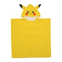 Hooded Bath Towel Pikachu japan plush