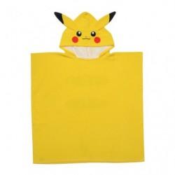 Serviette de Bain Capuche Pikachu japan plush