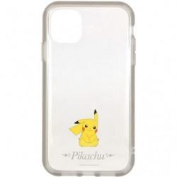 Coque iPhone Pikachu japan plush