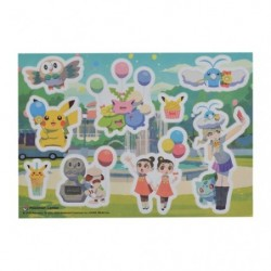 Sticker Mega Tokyo japan plush