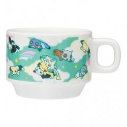 Stacking Mug Kuttari Pikachu japan plush