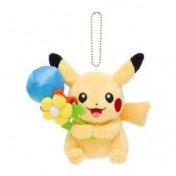 Peluche Porte Cle Pikachu Mega Tokyo japan plush