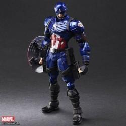 Figure Captain America MARVEL UNIVERSE BRING ARTS
