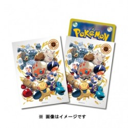 Card Sleeves Fighters Type