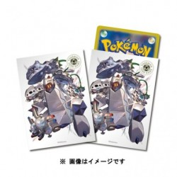 Card Sleeves Steel Type