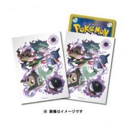 Card Sleeves Fighters Type Dark japan plush