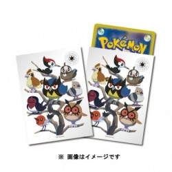 Card Sleeves Fighters Type Colorless