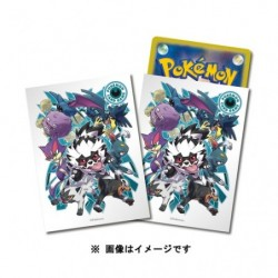 Card Sleeves Fighters Type Evil japan plush