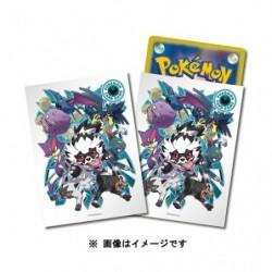 Card Sleeves Fighters Type Evil