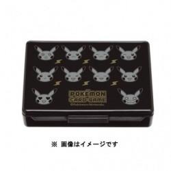 Boite Piece Dommage Pikachu japan plush