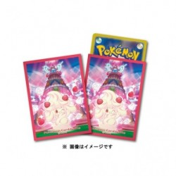 Card Sleeves Alcremie japan plush