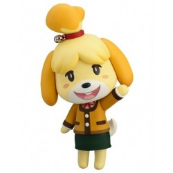 Nendoroid Shizue (Isabelle): Winter Ver.(Rerelease) Animal Crossing: New Leaf japan plush