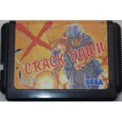 Crack Down Mega Drive japan plush