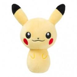 Plush Kokeshi Pikachu