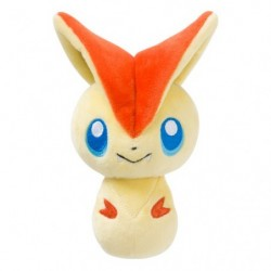 Peluche Kokeshi Victini japan plush