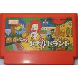 Donald Land Famicom japan plush